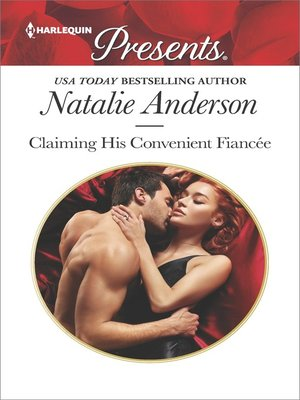 cover image of Claiming His Convenient Fiancée