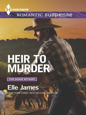 cover image of Heir to Murder