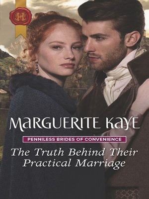 cover image of The Truth Behind Their Practical Marriage--A Regency Historical Romance