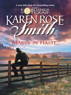 cover image of Marry in Haste...