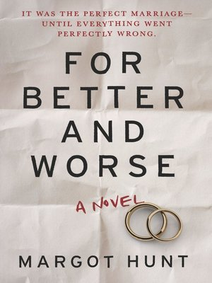 cover image of For Better and Worse