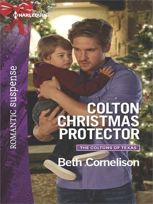 cover image of Colton Christmas Protector--A Protector Hero Romance