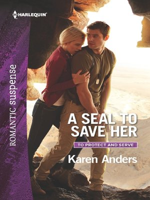 cover image of A SEAL to Save Her