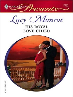 cover image of His Royal Love-Child