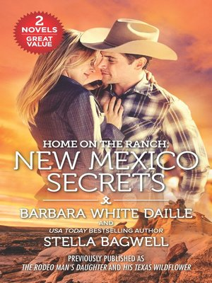 cover image of Home on the Ranch: New Mexico Secrets