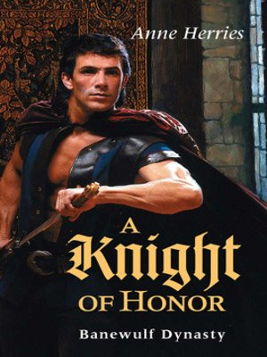 cover image of A Knight of Honor