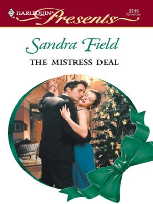 cover image of The Mistress Deal