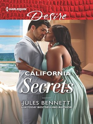 cover image of California Secrets
