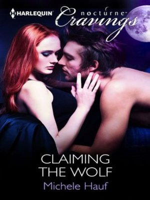 cover image of Claiming the Wolf