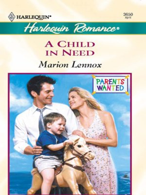 cover image of Child in Need
