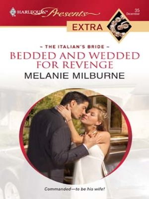 cover image of Bedded and Wedded for Revenge