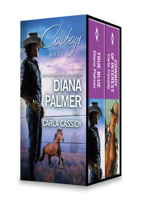 cover image of Cowboy Box Set