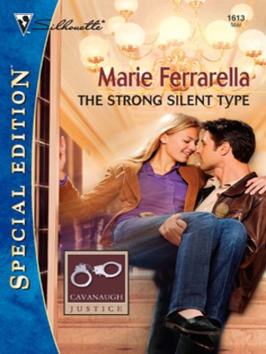 cover image of The Strong Silent Type