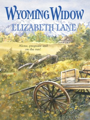 cover image of Wyoming Widow