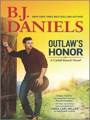 cover image of Outlaw's Honor