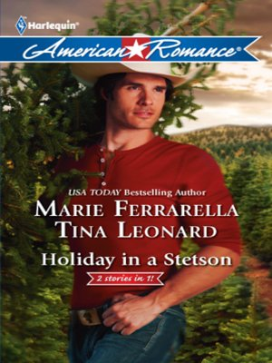 cover image of Holiday in a Stetson: The Sheriff Who Found Christmas\A Rancho Diablo Christmas