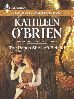 cover image of The Ranch She Left Behind