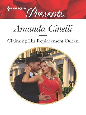 cover image of Claiming His Replacement Queen