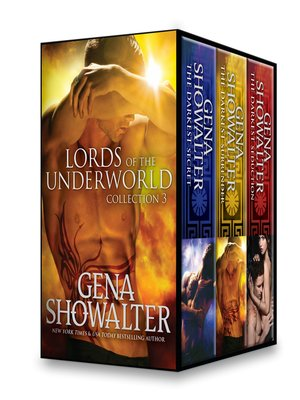 cover image of Lords of the Underworld Collection 3