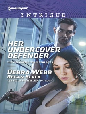 cover image of Her Undercover Defender