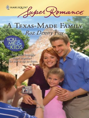 cover image of Texas-Made Family