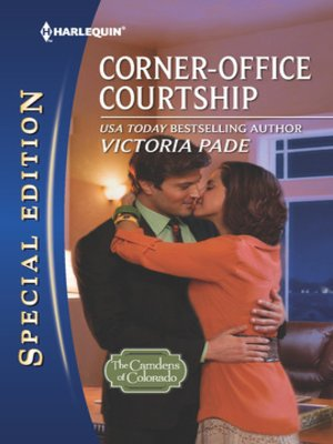 cover image of Corner-Office Courtship