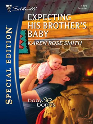 cover image of Expecting His Brother's Baby