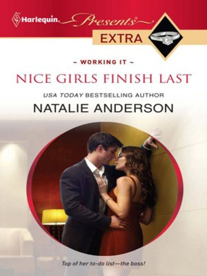 cover image of Nice Girls Finish Last