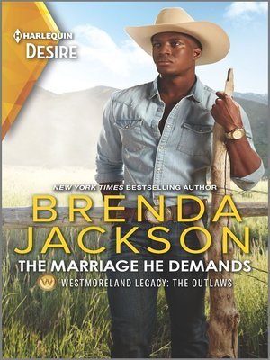cover image of The Marriage He Demands--A Passionate Western Romance