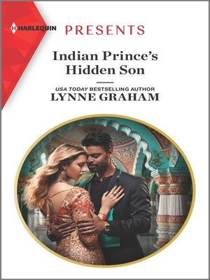 cover image of Indian Prince's Hidden Son