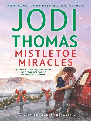cover image of Mistletoe Miracles