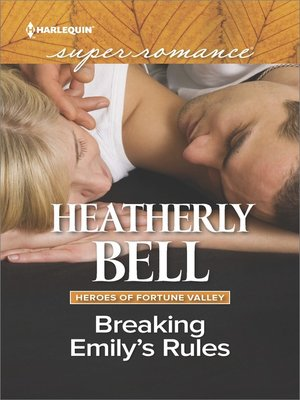 cover image of Breaking Emily's Rules