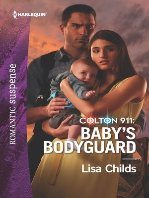 cover image of Colton 911: Baby's Bodyguard