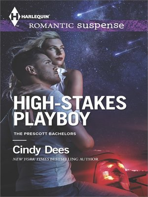 cover image of High-Stakes Playboy