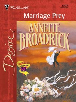 cover image of Marriage Prey