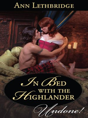 cover image of In Bed with the Highlander