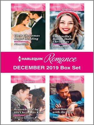 cover image of Harlequin Romance December 2019 Box Set