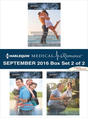 cover image of Harlequin Medical Romance September 2016, Box Set 2 of 2