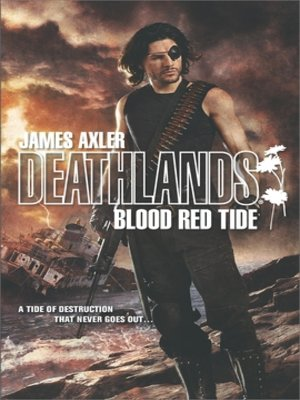 cover image of Blood Red Tide