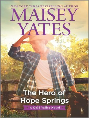 cover image of The Hero of Hope Springs