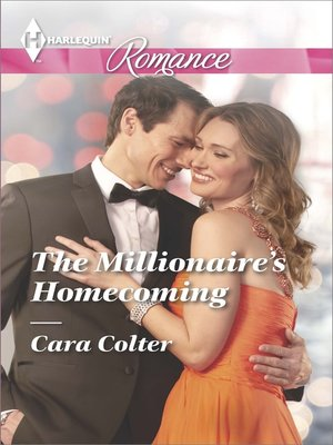 cover image of The Millionaire's Homecoming