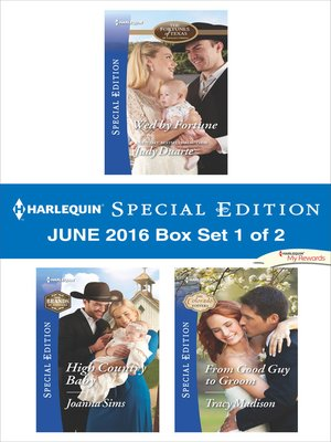 cover image of Harlequin Special Edition September 2015--Box Set 1 of 2