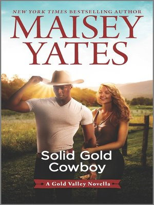 cover image of Solid Gold Cowboy