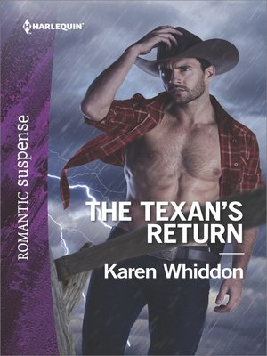 cover image of The Texan's Return