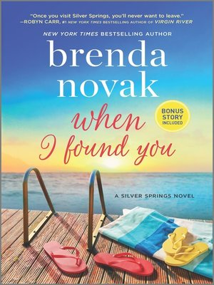 cover image of When I Found You