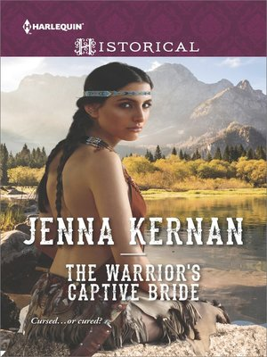 cover image of The Warrior's Captive Bride