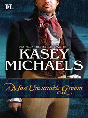 cover image of A Most Unsuitable Groom