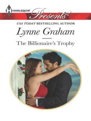 cover image of The Billionaire's Trophy