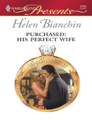 cover image of Purchased: His Perfect Wife