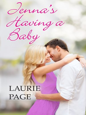 cover image of Jenna's Having a Baby